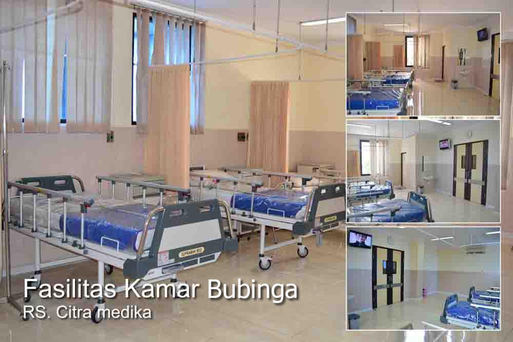 Fasilitas Kamar Bubinga