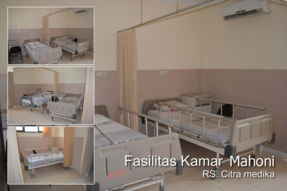Fasilitas Kamar Mahoni
